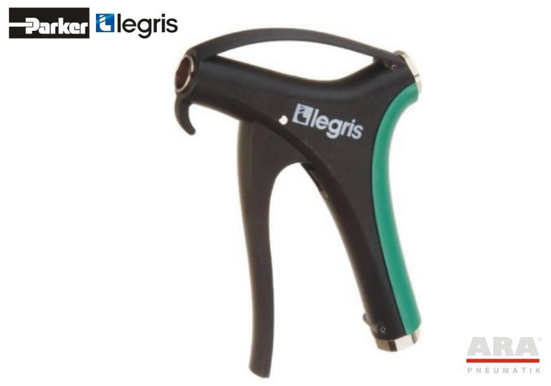0653 - pistolet do przedmuchiwania pneumatyczny - Parker Legris