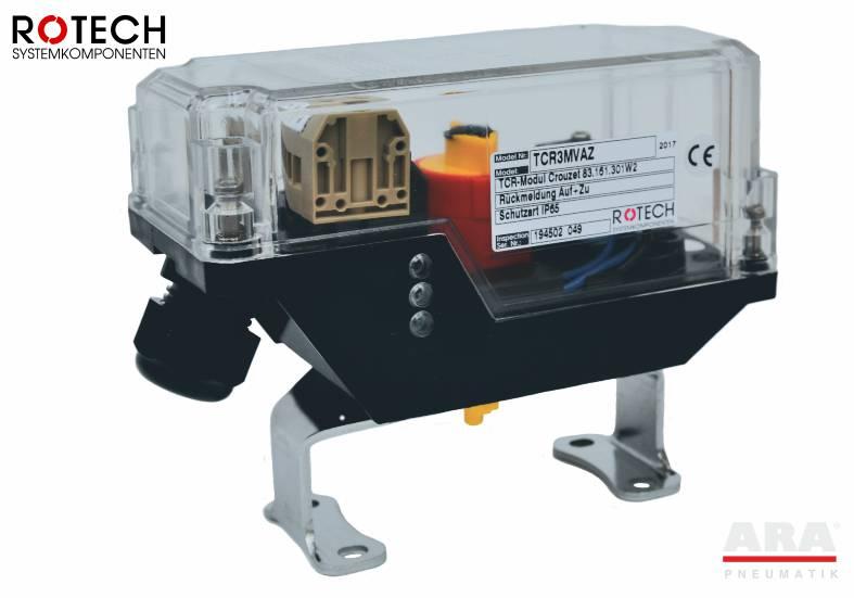 Wyłącznik krańcowy do strefy bezpiecznej Rotech -- TCR3MVAZ