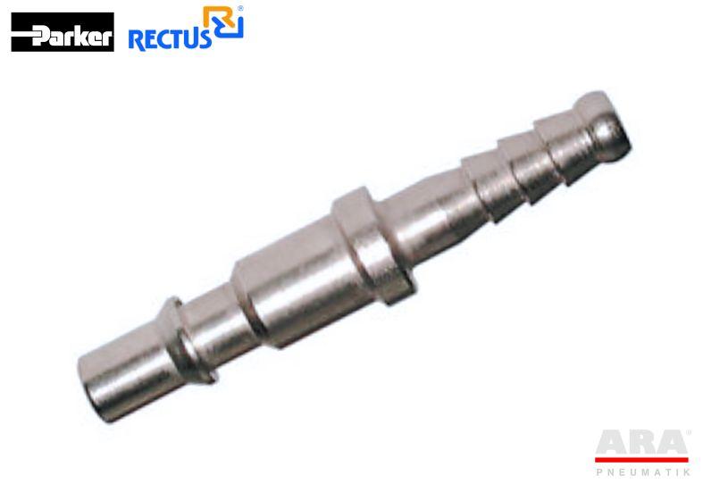 Szybkozłączka pneumatyczna Parker Rectus 18SFTF