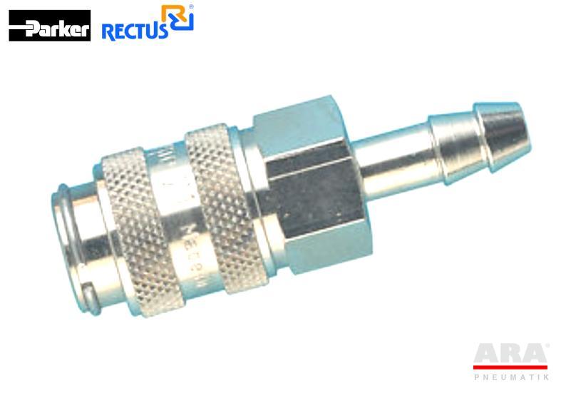 Szybkozłącze pneumatyczne Parker Rectus 21KATF