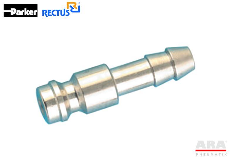 Szybkozłącze pneumatyczne Parker Rectus 21SFTF