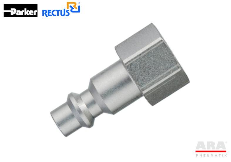 Szybkozłączka pneumatyczna Parker Rectus 23SFIW