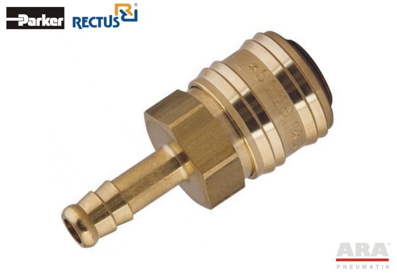 Szybkozłączka pneumatyczna Parker Rectus 26KATF