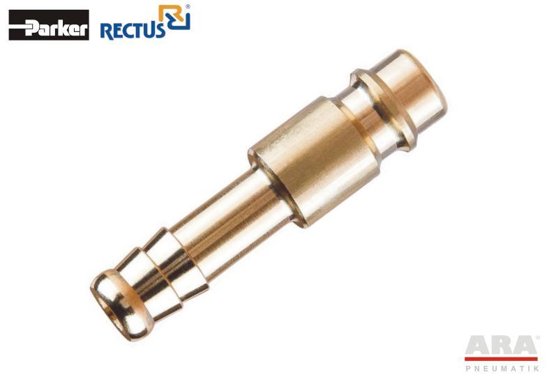 Szybkozłączka pneumatyczna Parker Rectus 26SFTF