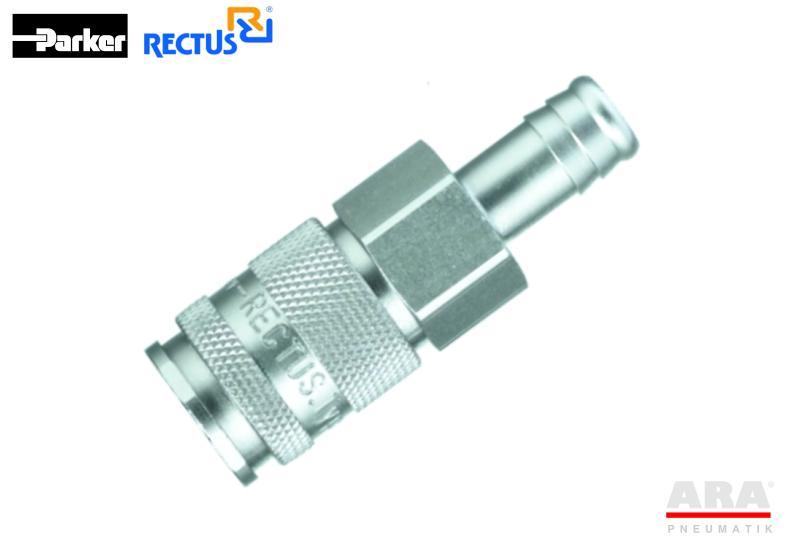 Szybkozłączka pneumatyczna Parker Rectus 27KATF