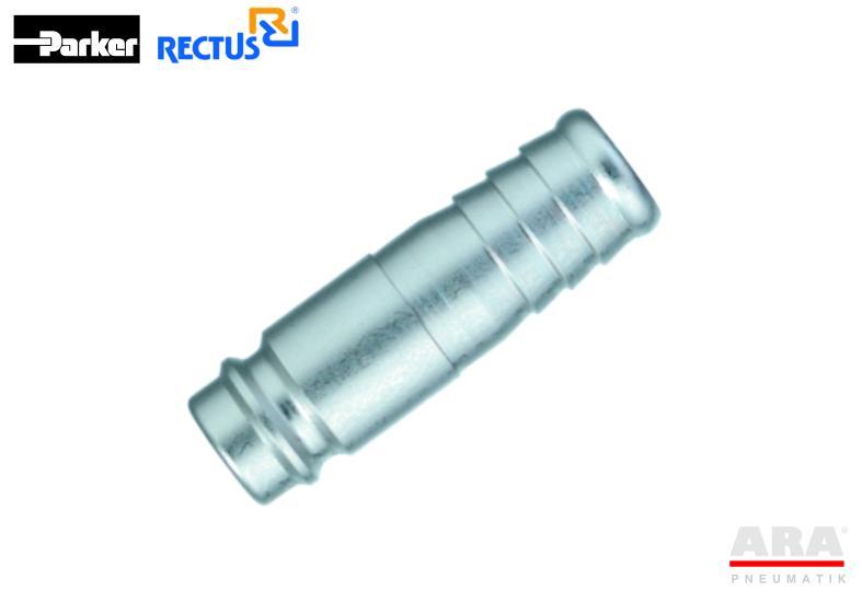 Szybkozłączka pneumatyczna Parker Rectus 27SFTF
