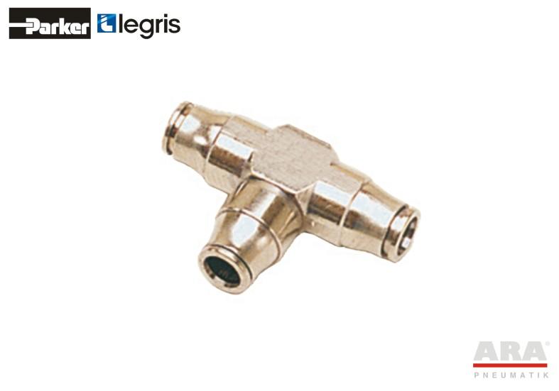 Trójnik | przelotka pneumatyczna T Parker Legris LF3200 3204
