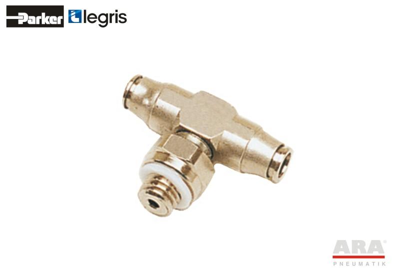Trójnik pneumatyczny Parker Legris LF3200 3298