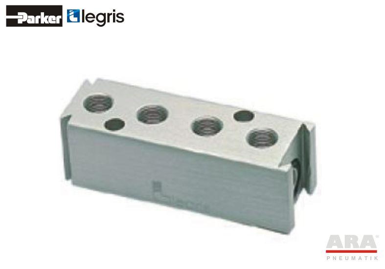 Kolektor aluminiowy Parker Legris 3301