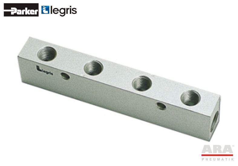Kolektor aluminiowy Parker Legris 3311