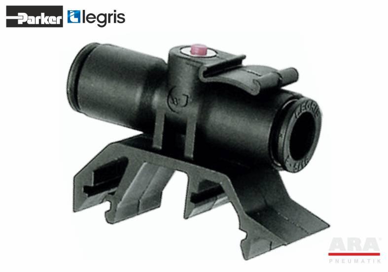 Przelotka do montażu na szynie DIN Parker Legris LF3000 3379