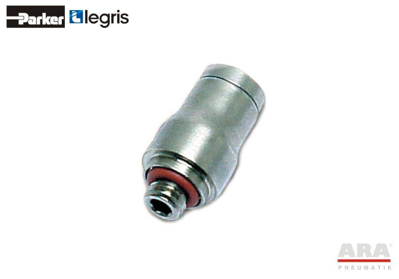 Złączka pneumatyczna prosta M5 Parker Legris LF3600 3681