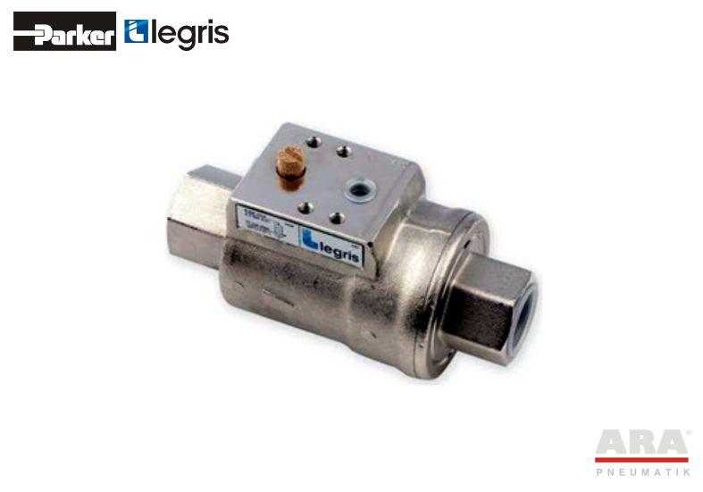 Zawór aksjalny pneumatyczny Parker Legris 4202 | 4212 | 4222 | 4298