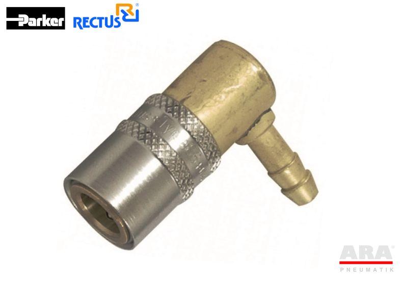 Szybkozłącze Rectus do form wtryskowych serii 86, 87, 88 -- KBTR, KFTR