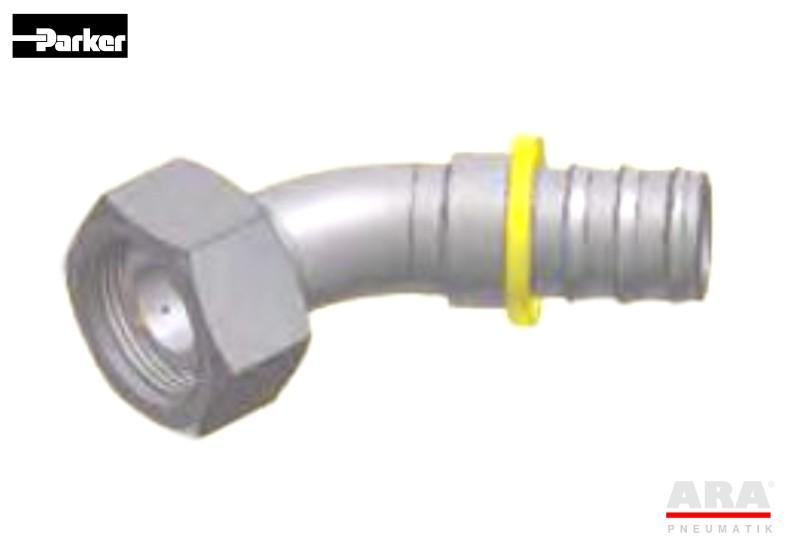 Złączka kątowa DIN Push-Lok Parker C4