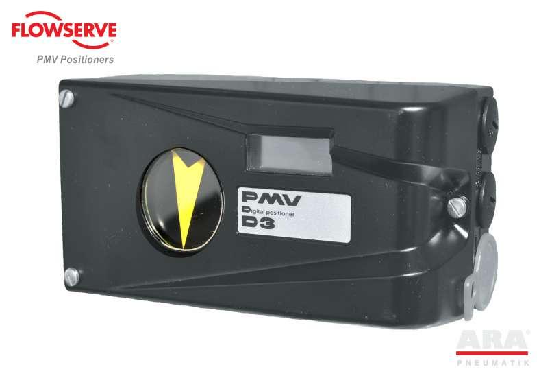 Pozycjoner cyfrowy Flowserve PMV D3