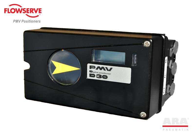 Pozycjoner cyfrowy PMV Flowserve D30