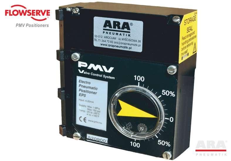 Pozycjoner elektropneumatyczny Flowserve PMV EP5