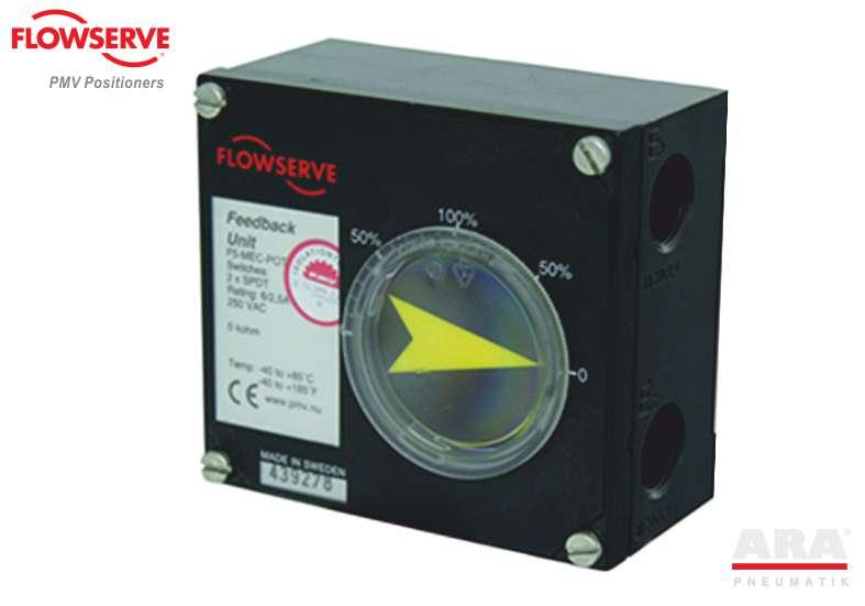 Moduł sygnalizacyjny Flowserve PMV F5