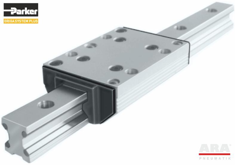 Prowadnica aluminiowa Hoerbiger | Parker Origa GDL-FD