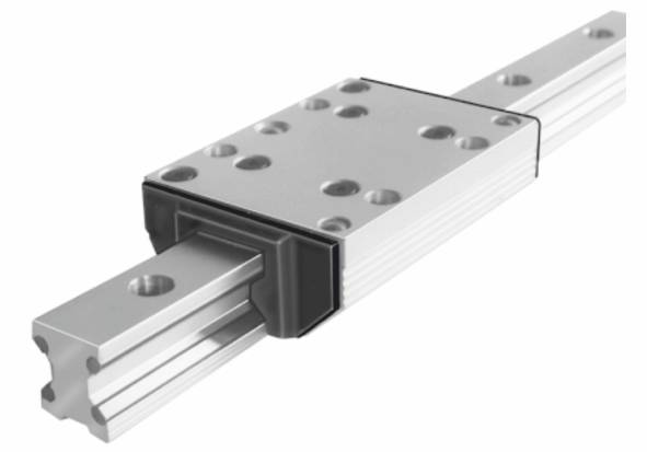 Prowadnice aluminiowe GDL