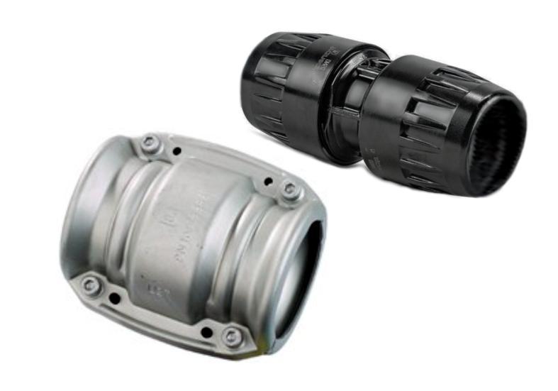 łączniki złączki proste rur aluminiowych Legris Transair