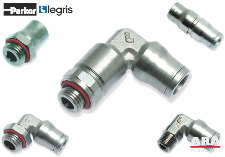 Złącza pneumatyczne Parker Legris LF3600