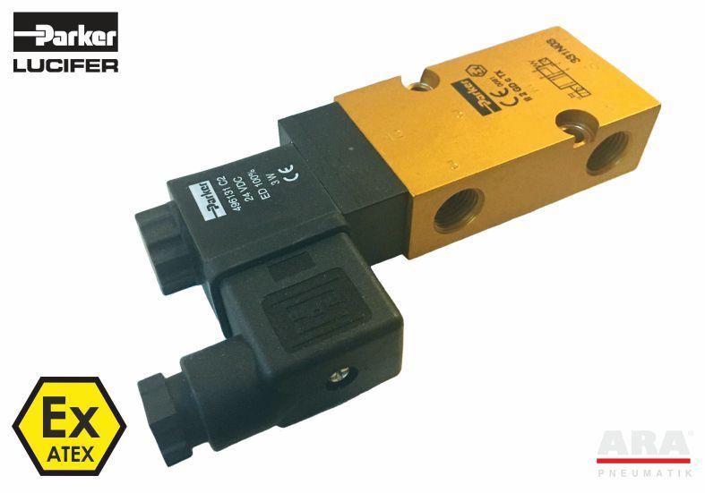Zawór elektromagnetyczny Parker NAMUR N03-05