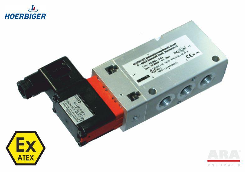 Zawór piezoelektryczny Hoerbiger NAMUR S29