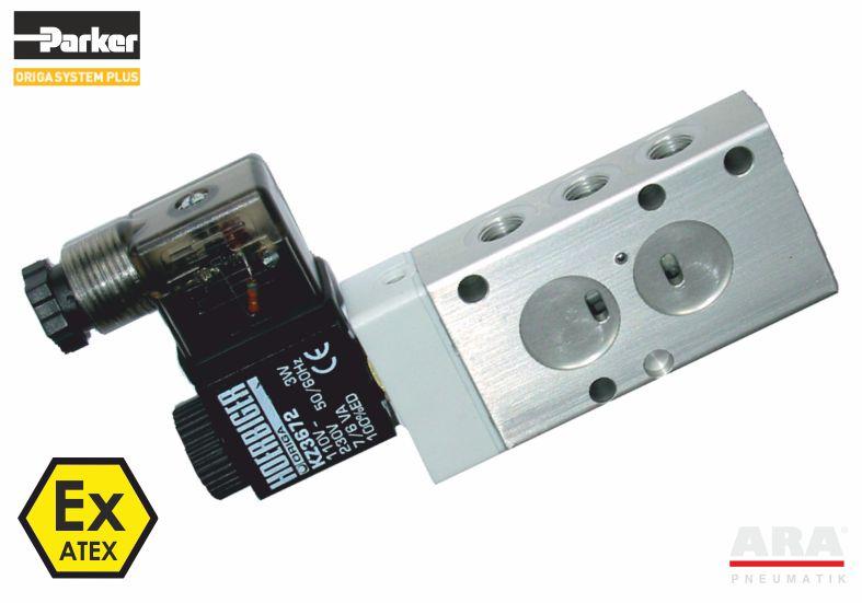 Zawór elektromagnetyczny Hoerbiger | Parker Origa NAMUR S9