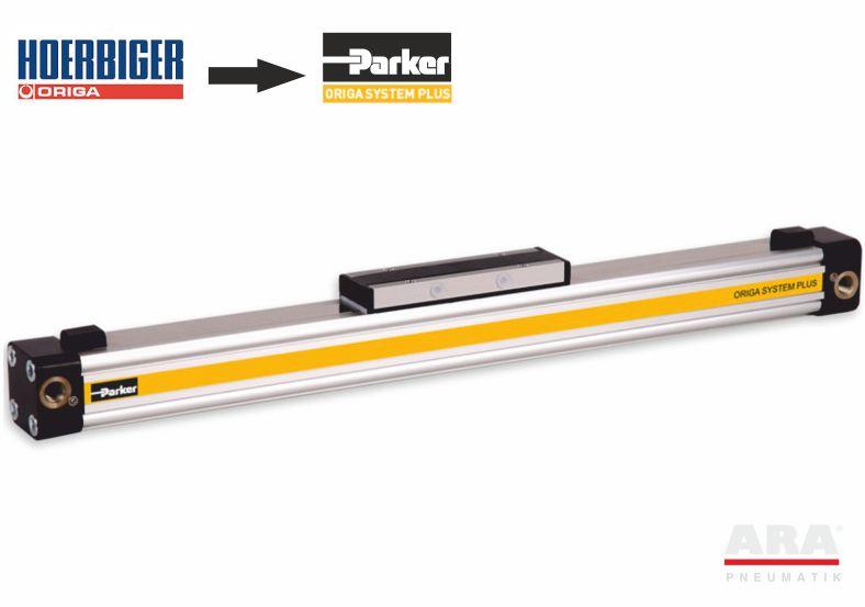 Napęd liniowy pneumatyczny Parker Origa Drive System OSP-P