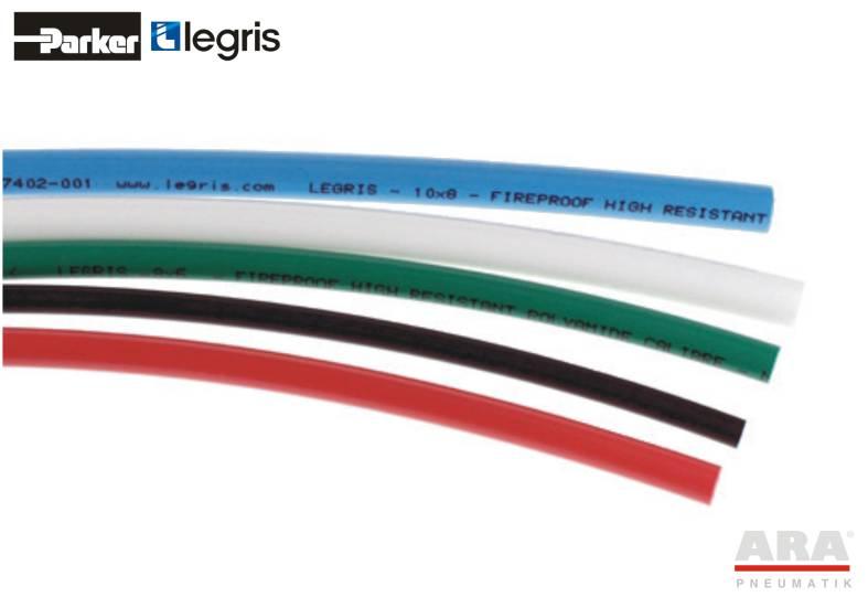 Przewód elastyczny poliamidowy PA ognioodporny Parker Legris