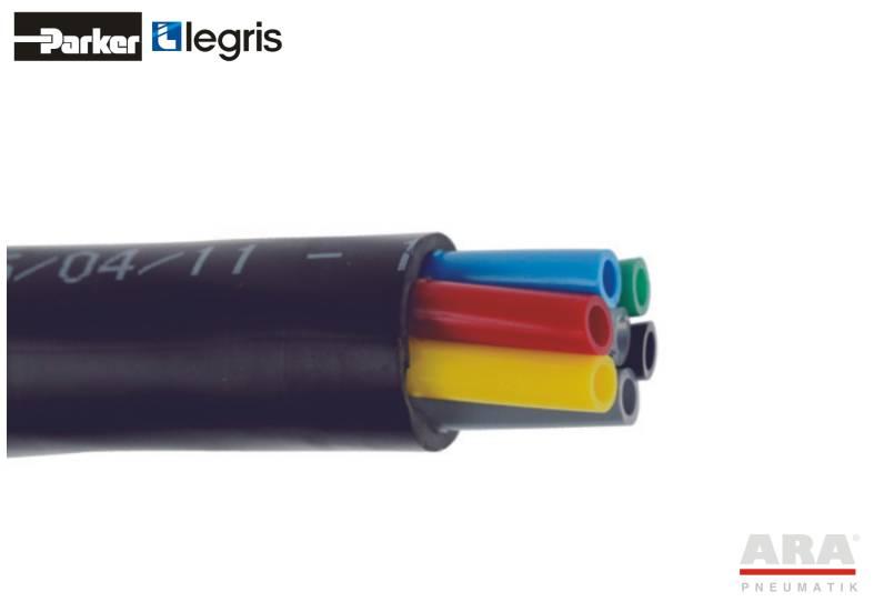 Przewód elastyczny wielożyłowy PA Parker Legris