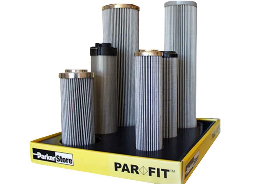 Wkłady filtracyjne Parfit