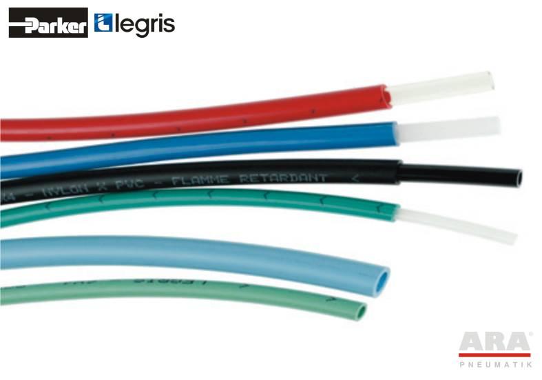 Przewód elastyczny poliuretanowy PU odporny na iskry Parker Legris
