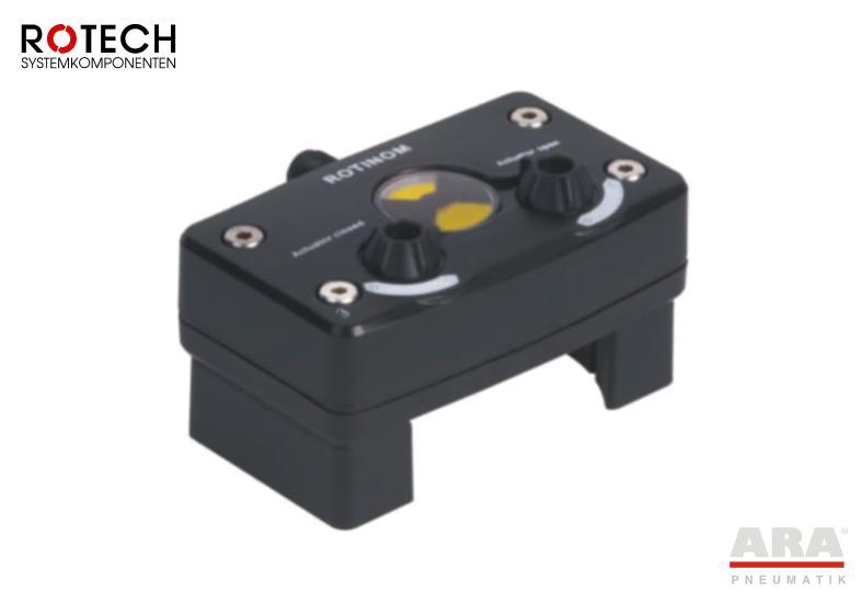 Wyłącznik krańcowy mechaniczny Rotech RCR3AZB
