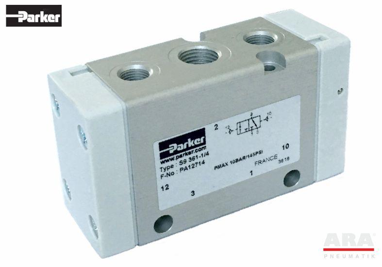Zawór sterowany pneumatycznie S9 361 Parker Origa