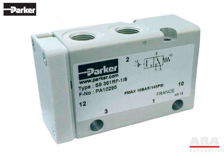 Zawór sterowany pneumatycznie S9 361RF