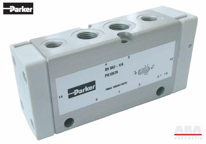 Zawór sterowany pneumatycznie Parker Origa S9 562