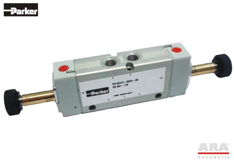 Zawór sterowany elektromagnetycznie S9 581