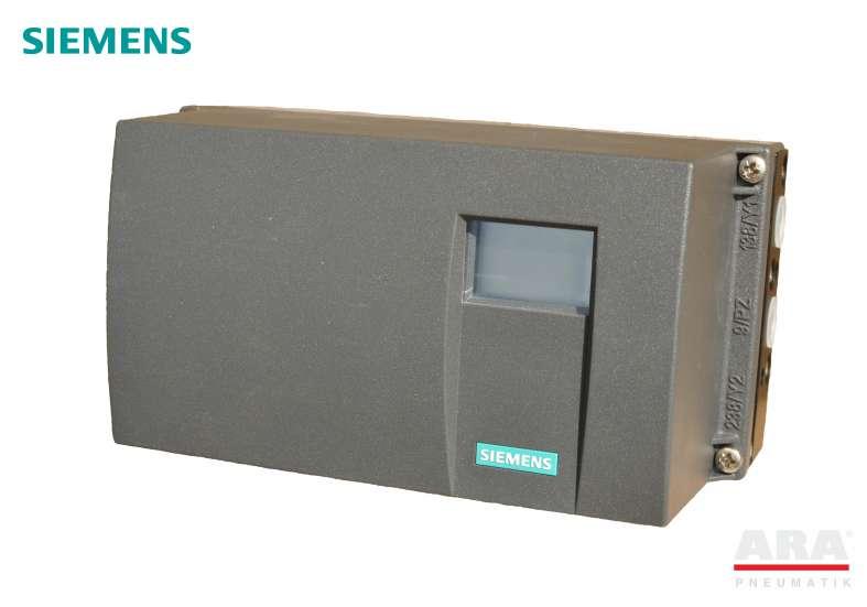 Ustawnik elektropneumatyczny Siemens Sipart PS2