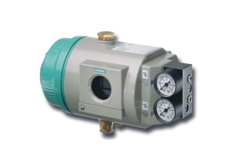 Ustawnik elektropneumatyczny Siemens SipartPS2 w obudowie ognioszczelnej P2S Eex