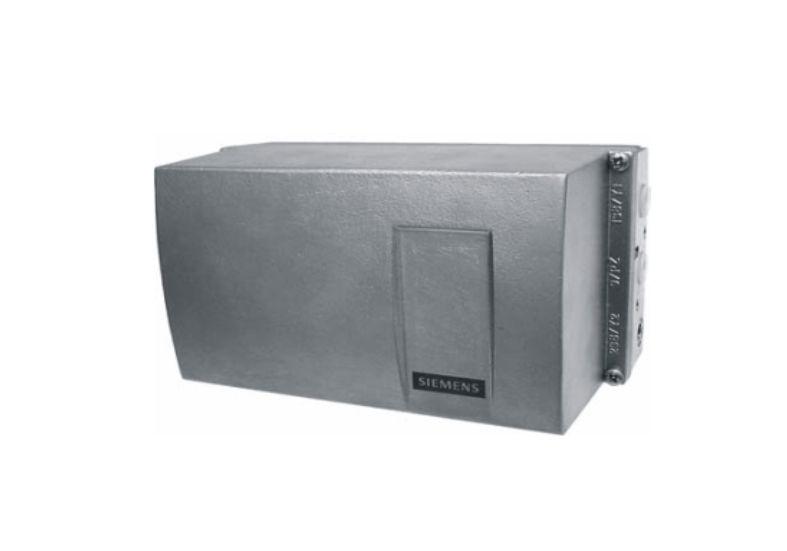 Ustawnik elektropneumatyczny Siemens Sipart PS2 w obudowie ze stali nierdz. PS2