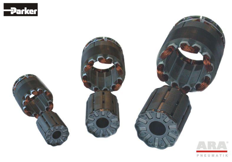 Silnik serwo Parker SKW | HKW | TKW