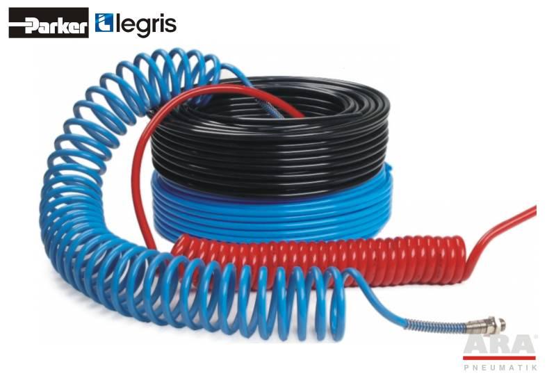 Spirale pneumatyczne Parker Legris