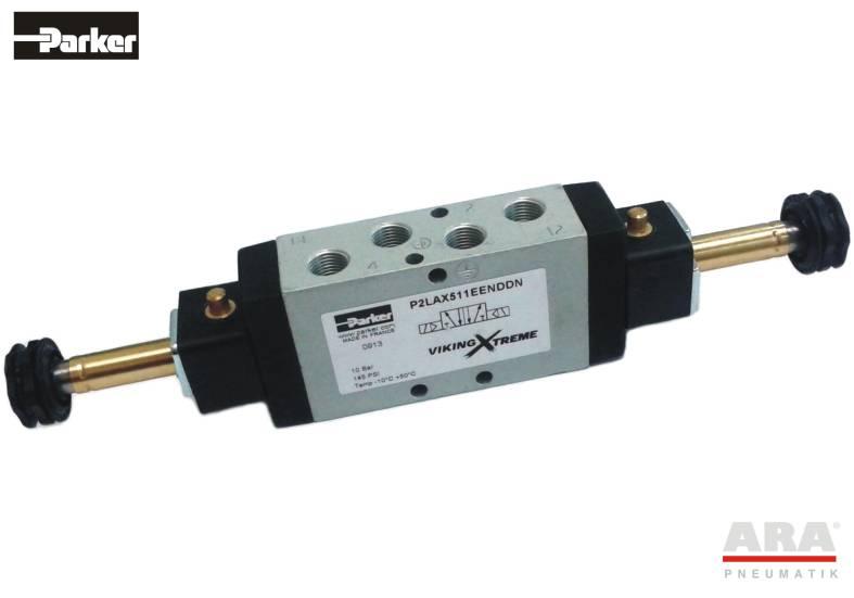 Zawór sterowany elektromagnetycznie Viking Xtreme P2LAX511EENDDN