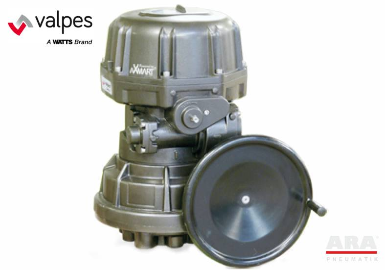 Siłownik elektryczny Valpes VT Plus