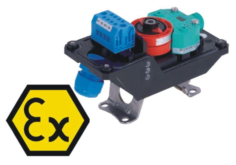 Wyłączniki krańcowe ATEX indukcyjne