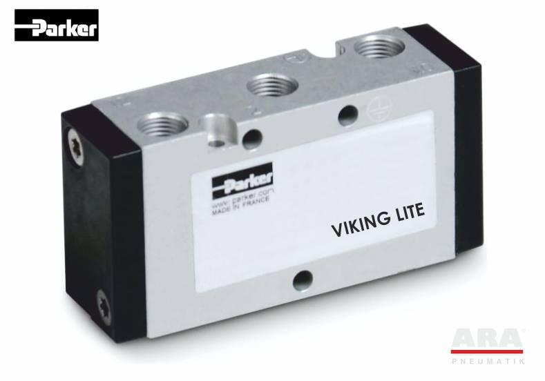 Zawory pneumatyczne 3/2 Parker seria Viking Lite