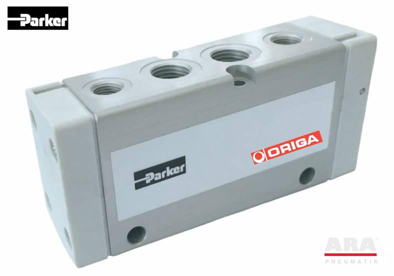 Zawory pneumatyczne 5/2 Parker Hoerbiger Origa seria S9